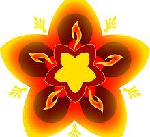 diwali card by maydaze