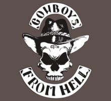 Cowboys From Hell by GraphicLife
