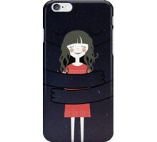 The Universe loves You iPhone Case/Skin