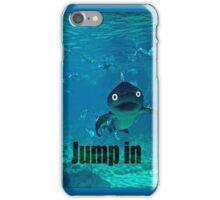 jump in iPhone Case/Skin