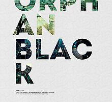 Orphan Black by mymeyer