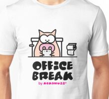 My Office Break - Toilet App Unisex T-Shirt