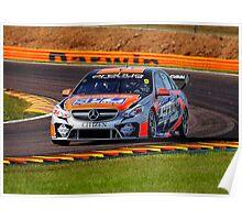 No9 Engel Erebus Motorsports Poster