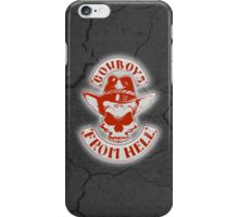 Cowboys From Hell (Black) IPhone Case iPhone Case/Skin