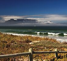 Table Mountain by Essenceoflight