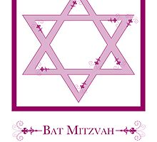 bat mitzvah by maydaze