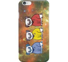Pug Trek iPhone Case/Skin
