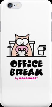My Office Break - Toilet App by Kokonuzz
