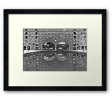 Manchester's Industrial Architecture  Framed Print