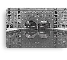 Manchester's Industrial Architecture  Canvas Print