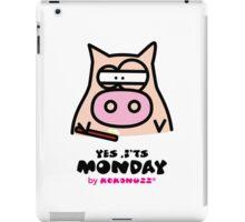 It's Monday... Kino's Moody Face iPad Case/Skin