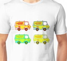 The Mystery Machine 2 Unisex T-Shirt