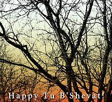 happy shevat card by maydaze