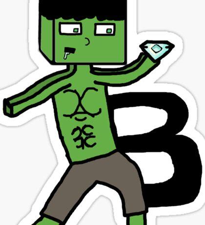 The Brent Sticker