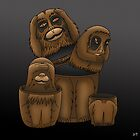 See, Hear, Speak No Evil by AdamSteve1984
