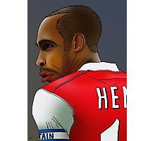 Thierry Henry Photographic Print