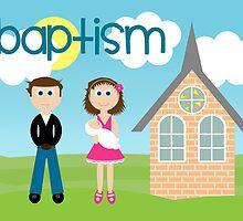 Baptism by Emma Holmes