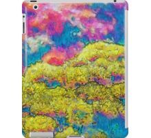 Marigolds in Impressionist Oils iPad Case/Skin