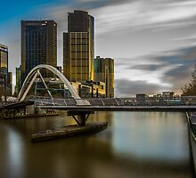 Yarra Bridged by Keith Irving