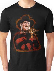 Freddy Krueger Potrait Unisex T-Shirt