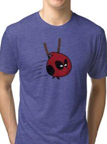 Angrypool Tri-blend T-Shirt