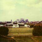 Greenwich Park by Francesca Wilkins