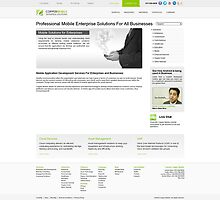 Enterprise Mobile Solutions by CopperMobile