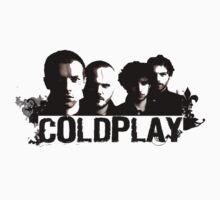 Coldplay T-shirt by razaflekis