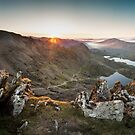 Snowdon Horseshoe by James Grant