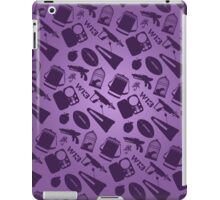 Warehouse 13 Case (Purple) iPad Case/Skin