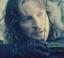 Faramir (iPad/iPhone/iPod) by aforceofnature
