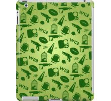 Warehouse 13 Case (Green) iPad Case/Skin