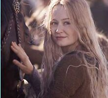 Eowyn (iPad/iPhone/iPod) by aforceofnature