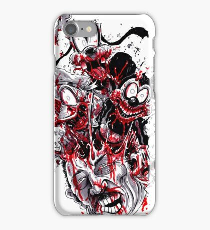 Mouse Zombie iPhone Case/Skin