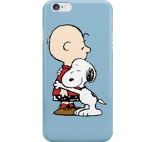 Snoopy Hug iPhone Case/Skin
