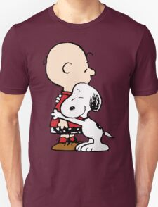 Snoopy Hug T-Shirt