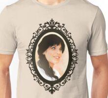 Zooey Deschanel - Frame Series Unisex T-Shirt