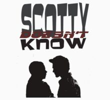 Scotty doesn't know by Lillyeven