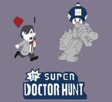 11th Super Doctor Hunt by Pandaheld