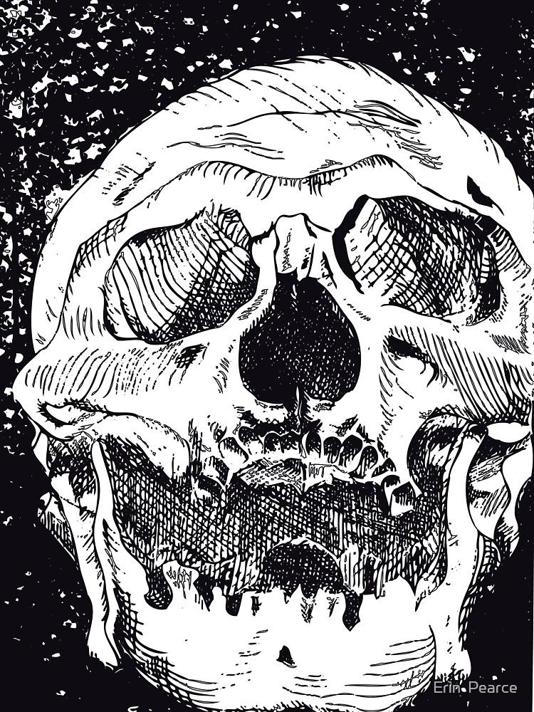 Skull  by Erin  Pearce