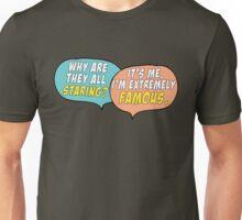 "Harry Potter: ""Don't let it worry you"" Unisex T-Shirt"