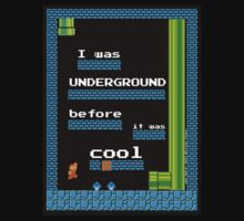 Mario Underground by W4rnings
