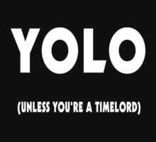 YOLO in time by herogear