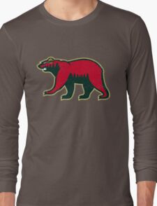 Minnesota wild bear animal Long Sleeve T-Shirt