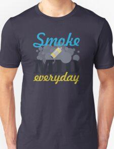 Smoke Mid Everyday Unisex T-Shirt