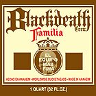 Black Death Crew Familia by Antatomic