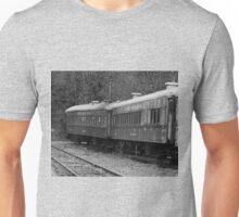Mt. Rainier Railroad Dining Co, Unisex T-Shirt