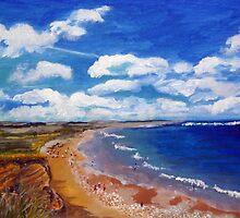 Barmston Beach  by Yorkspalette