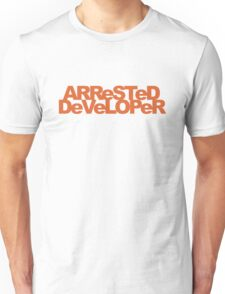 ARReSTeD DeVeLOPeR - Programmer Pun Unisex T-Shirt