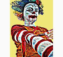 Self medicating Ronald McDonald  Unisex T-Shirt